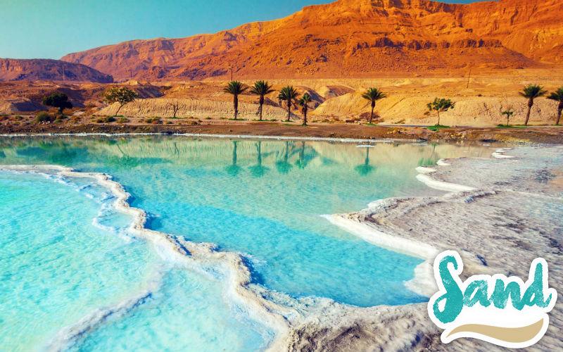 Le meraviglie della Giordania e il magico deserto ****
