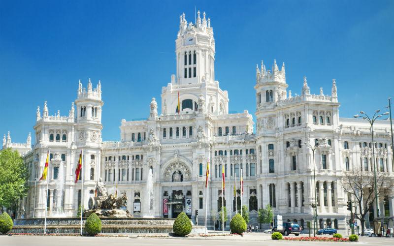 Spagna - Madrid - Granada - Cordova - Siviglia - Toledo