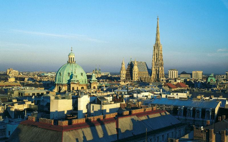 Capitali Imperiali dell' Europa Centrale ****
