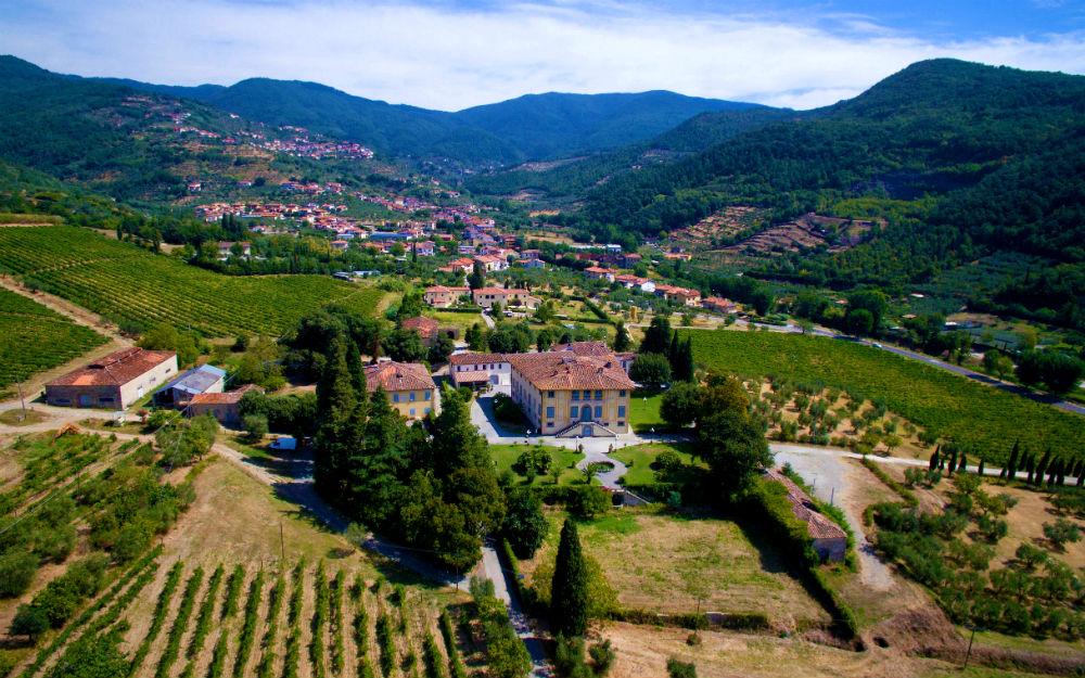 Toscana - Montale (PT)