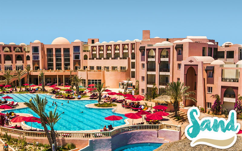 Hotel & Club Lella Meriam **** - Zarzis