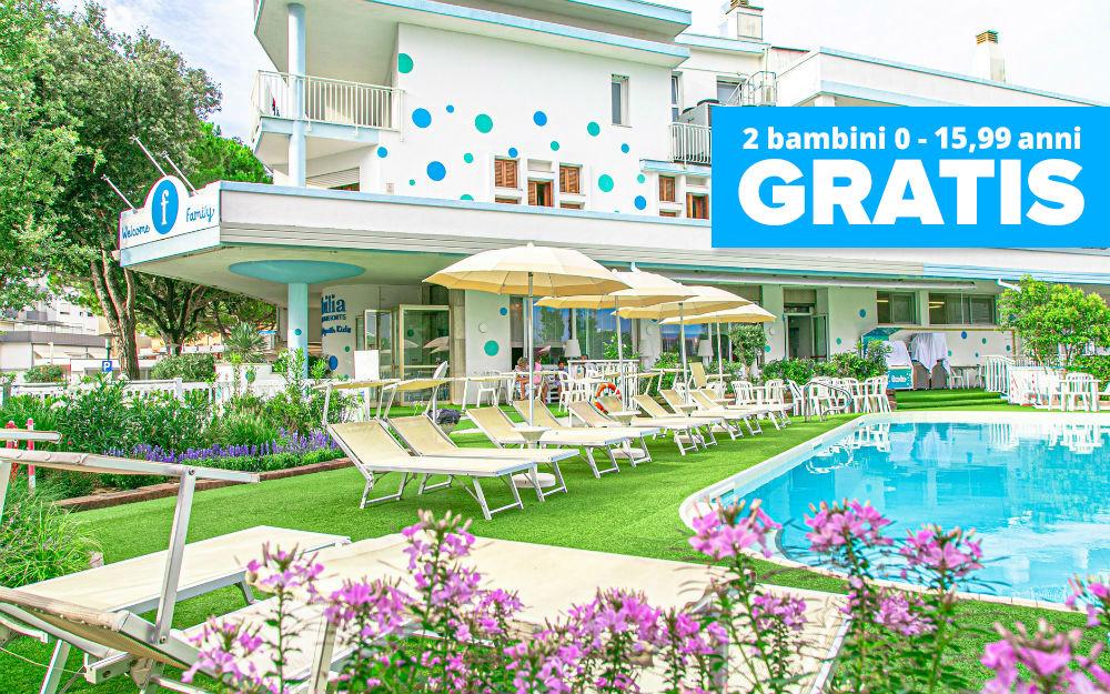 Fabilia Family Hotel Lido di Jesolo ***