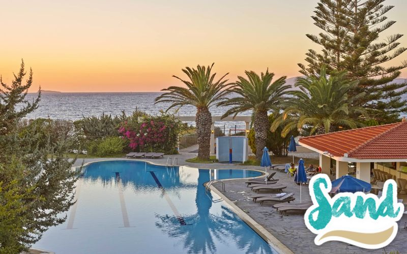 Ammos Resort **** - Mastichari