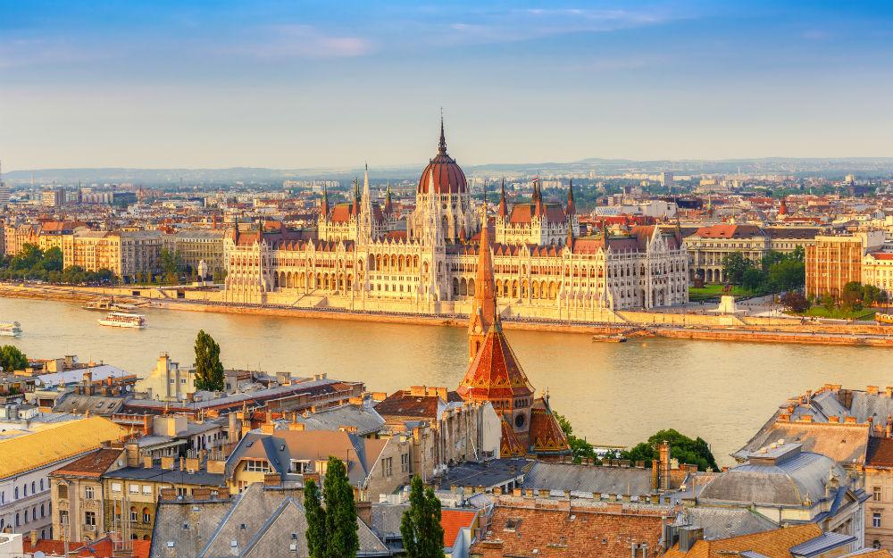 Praga e Budapest - Repubblica Ceca, Praga - Budapest. Offerta I ...