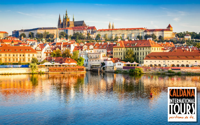 Repubblica Ceca - Praga - Budapest