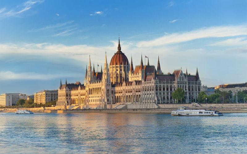 Praga e Budapest - Repubblica Ceca, Praga - Budapest ...