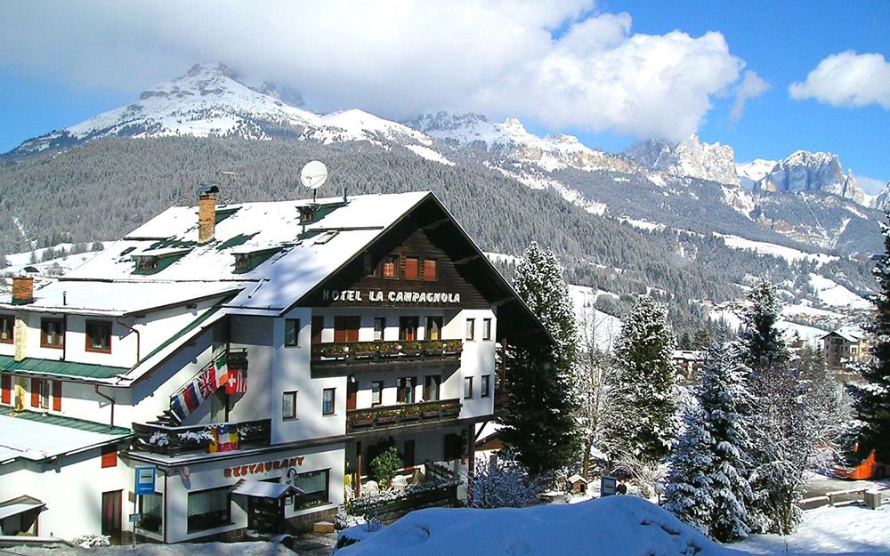 Trentino-Alto Adige - Val di Fassa - Moena (TN)