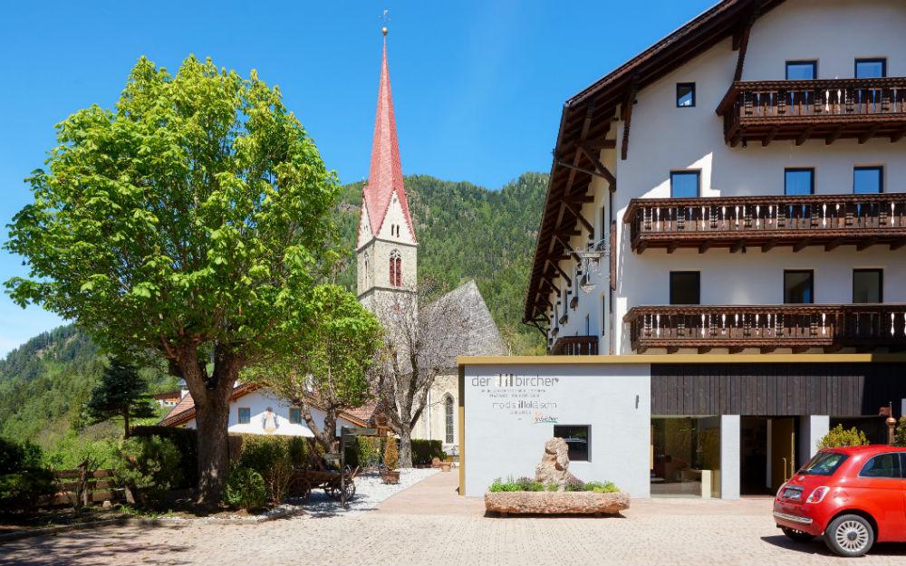 Residence Der Bircher ***