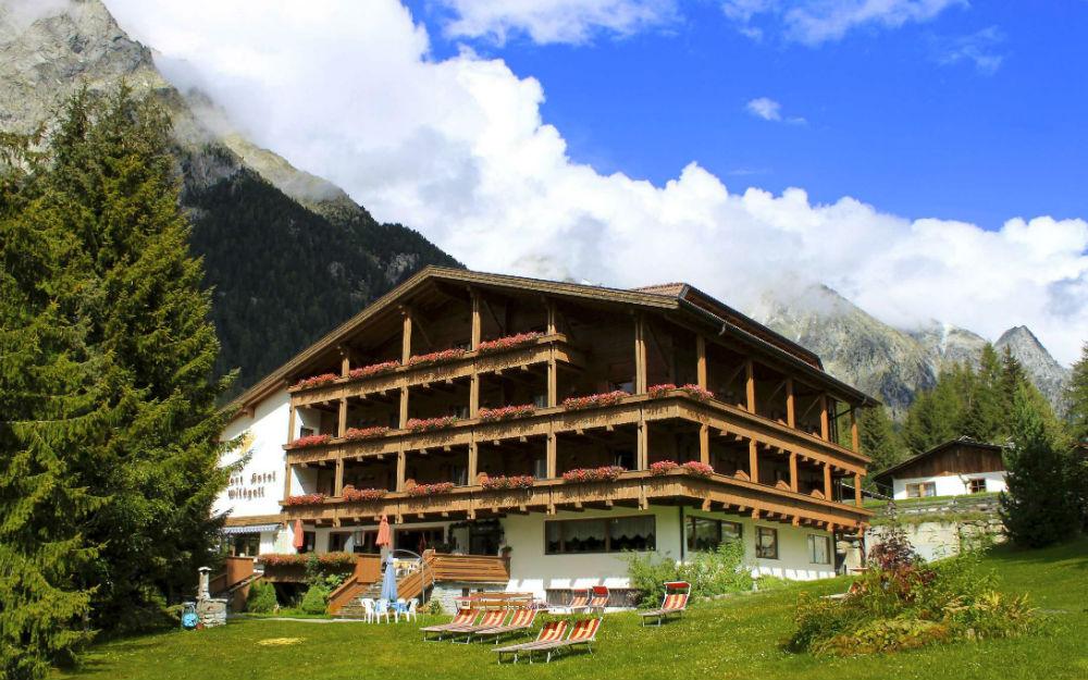 Trentino-Alto Adige - Anterselva di Sopra (BZ)
