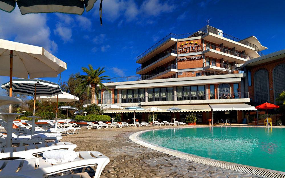 Hotel Terme Capasso ****