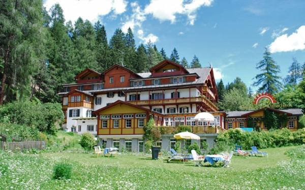 Parkhotel Sole Paradiso **** - Trentino-Alto Adige, San Candido (BZ ...