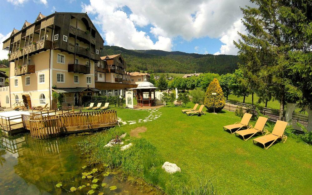 Alpen Hotel Eghel ***S