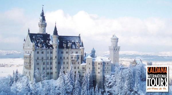 Paesaggio Incantato ai Castelli Bavaresi