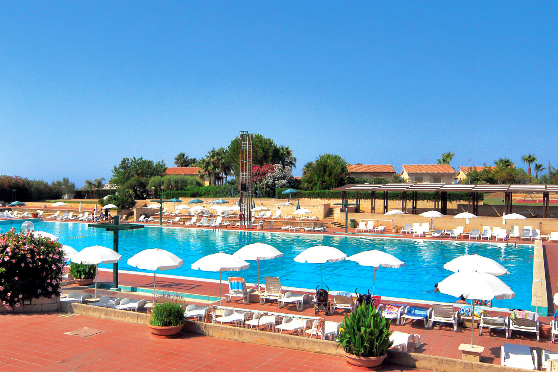 Athena resort sicilia kamarina rg offerta i for Villaggio kamarina