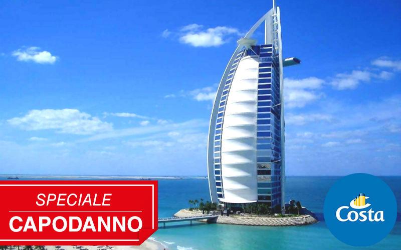 Emirati Arabi Uniti e Oman - Dubai - Abu Dhabi - Sir Bani Yas Island - Muscat