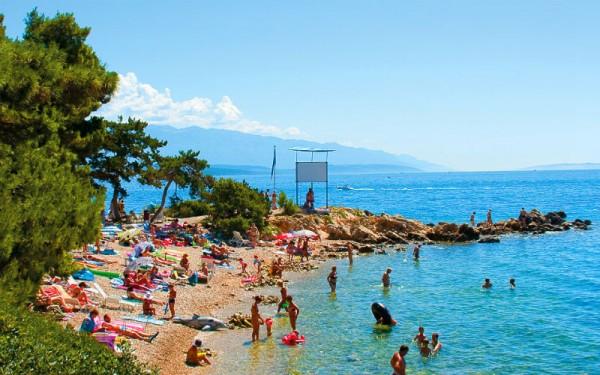 Hotel carolina croazia isola di rab offerta dpi for Soggiorno in croazia