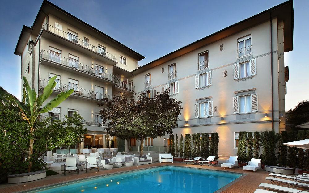 Hotel Manzoni **** - Toscana, Montecatini Terme (PT). Offerta MD ...