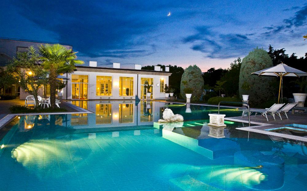 Hotel Bellavista Terme ****