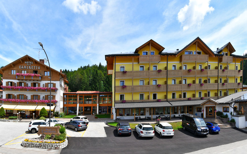 Hotel Caminetto Mountain Resort ***S