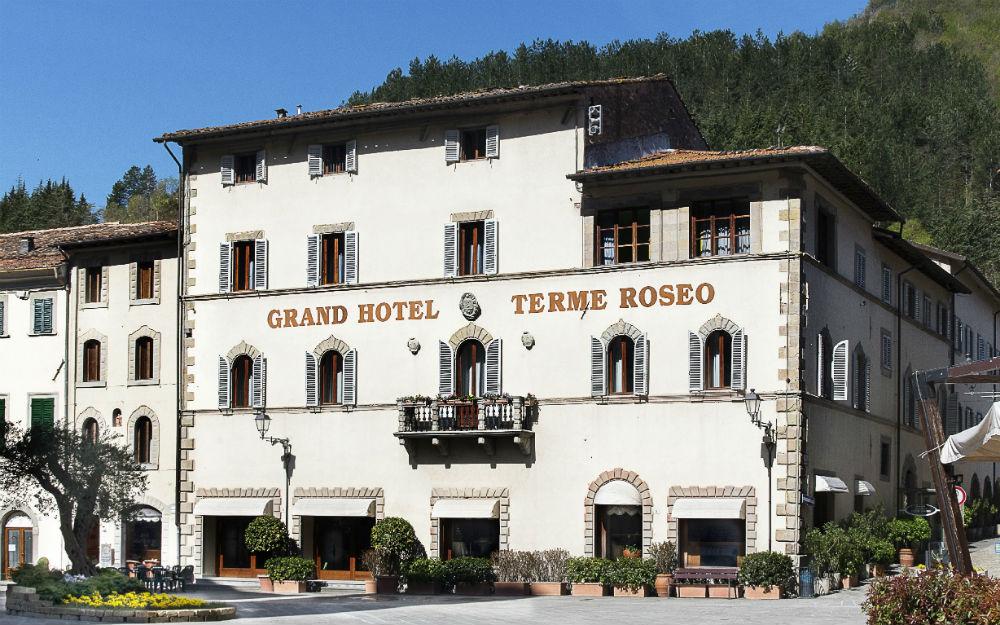 Grand Hotel Terme Roseo ****