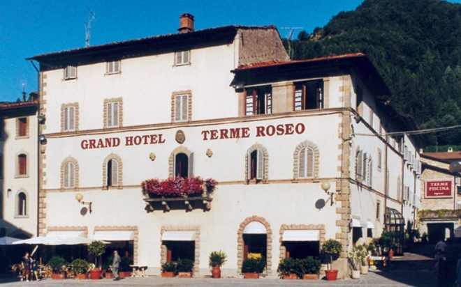 Grand Hotel Terme Roseo **** - Emilia-Romagna, Bagno di Romagna (FC ...