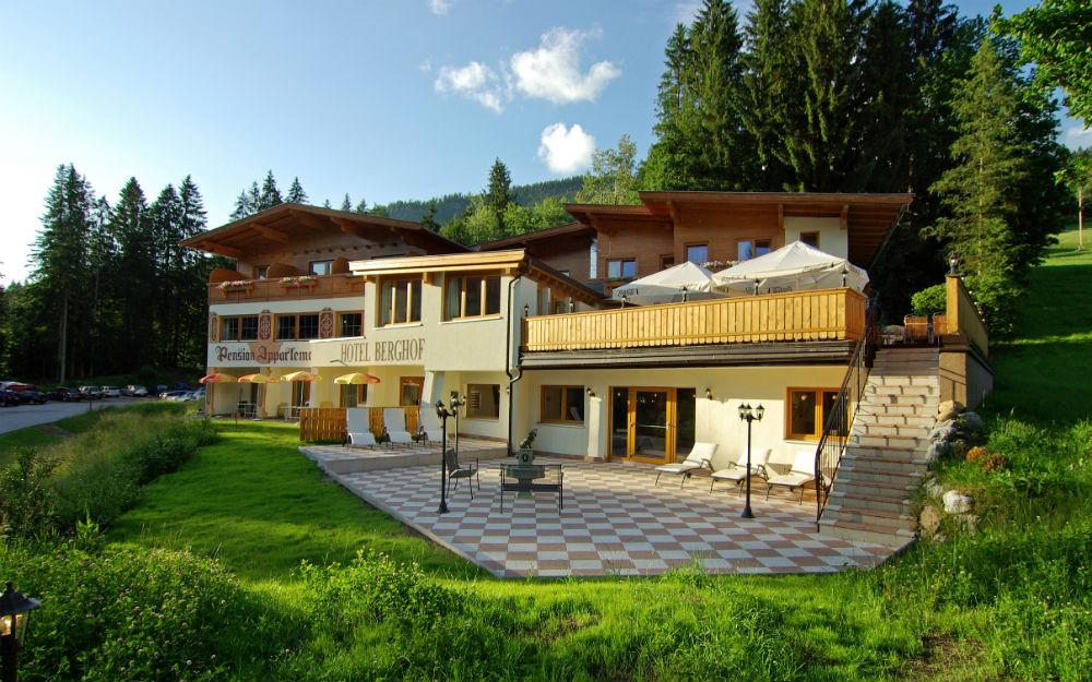 Hotel Pension Berghof ****