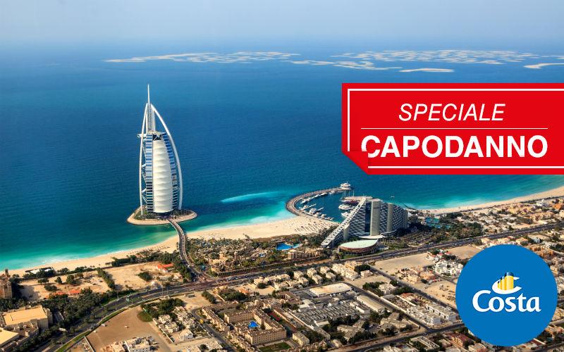 Emirati Arabi Uniti e Oman - Dubai - Abu Dhabi - Muscat - Doha