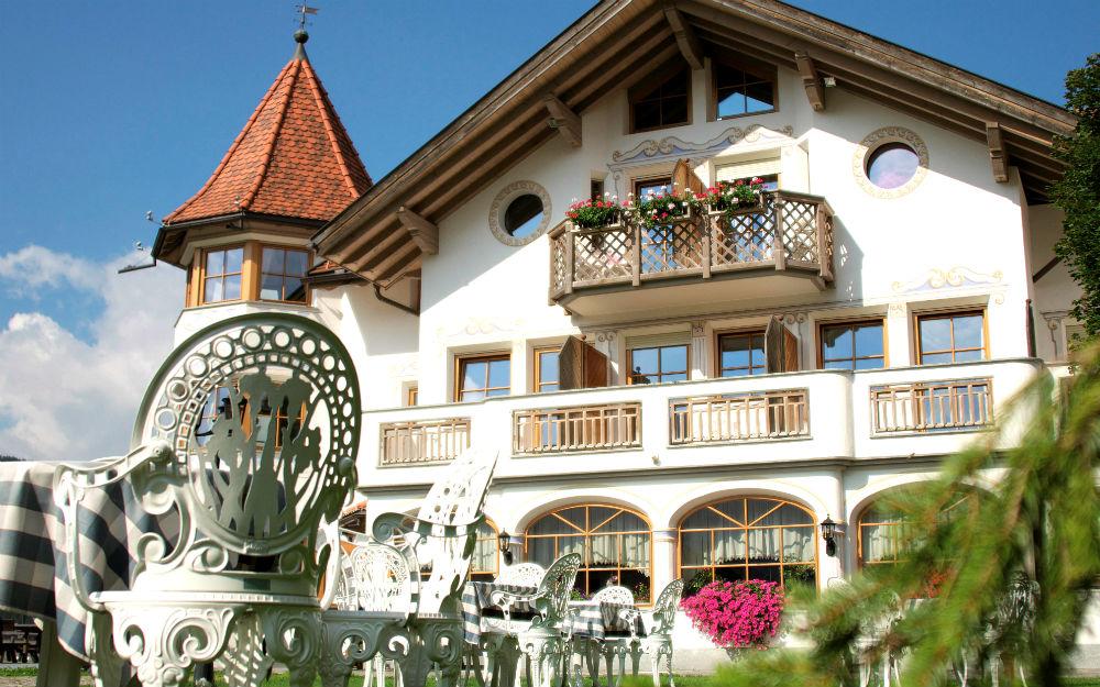 Hotel Torre Gschwendt ***