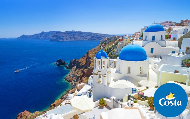Mediterraneo Orientale - Grecia - Croazia