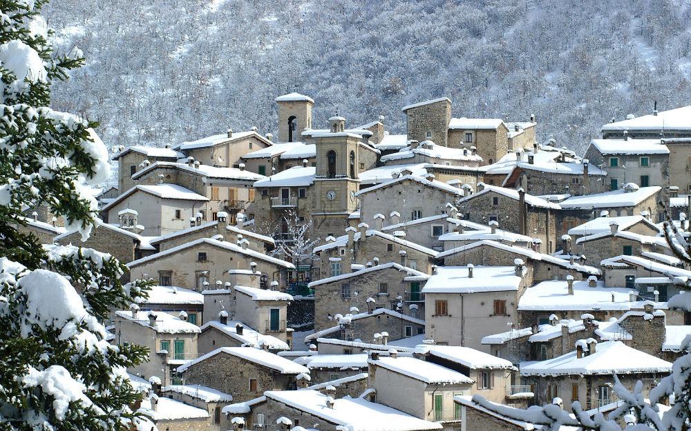 Abruzzo - Scanno (AQ)