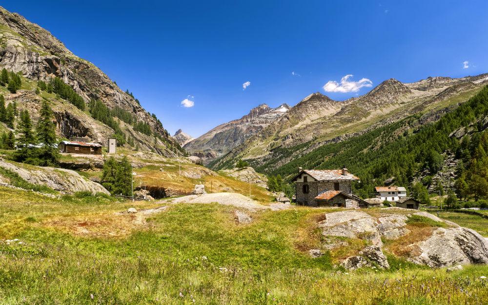 Valle d'Aosta - Challand Saint Anselme (AO)