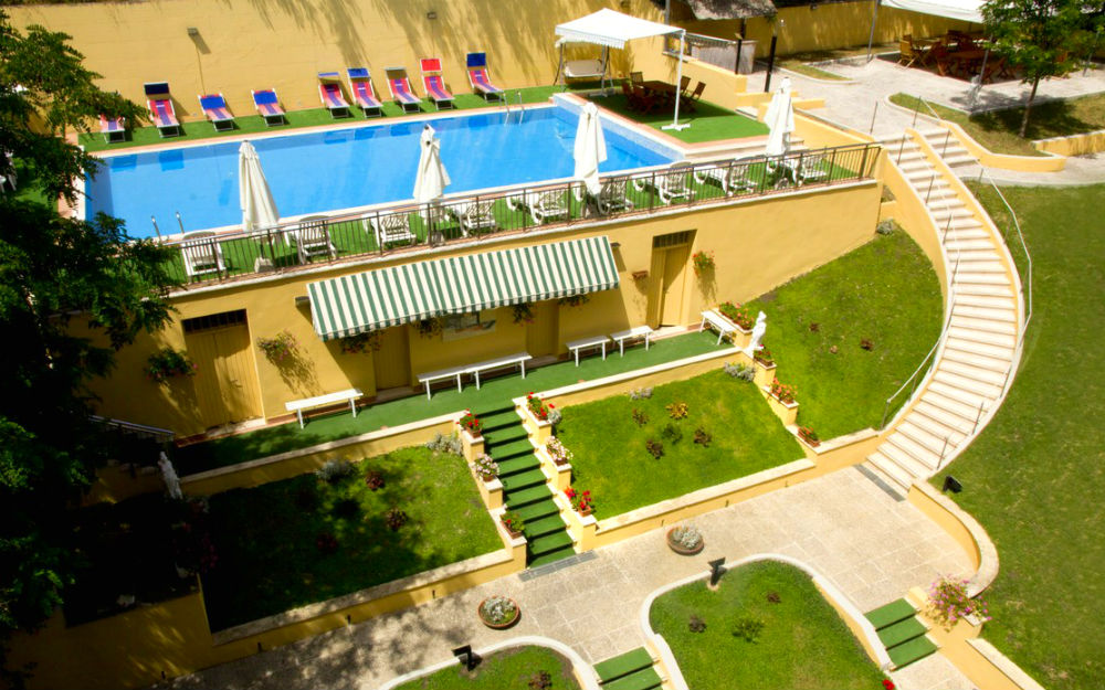 Hotel Alexander Palme ****