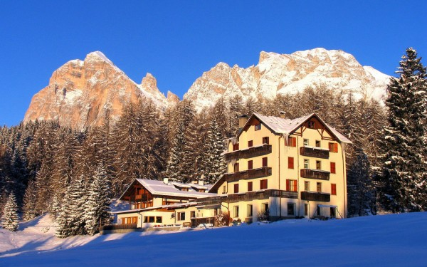 Sport Hotel Pocol *** - Veneto, Loc. Pocol - Cortina d\'Ampezzo (BL ...