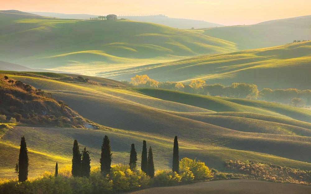 Toscana - San Donato in Fronzano - Reggello (FI)