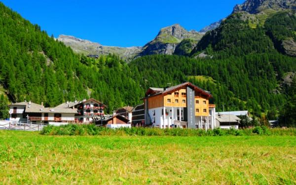 Valle d'Aosta - Gressoney La Trinite' (AO)