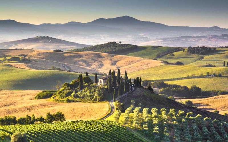 Toscana - Monteverdi Marittimo (PI)
