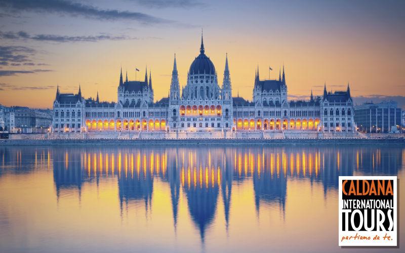 Budapest Regina del Danubio - Ungheria, Budapest. Offerta Dpiù ...