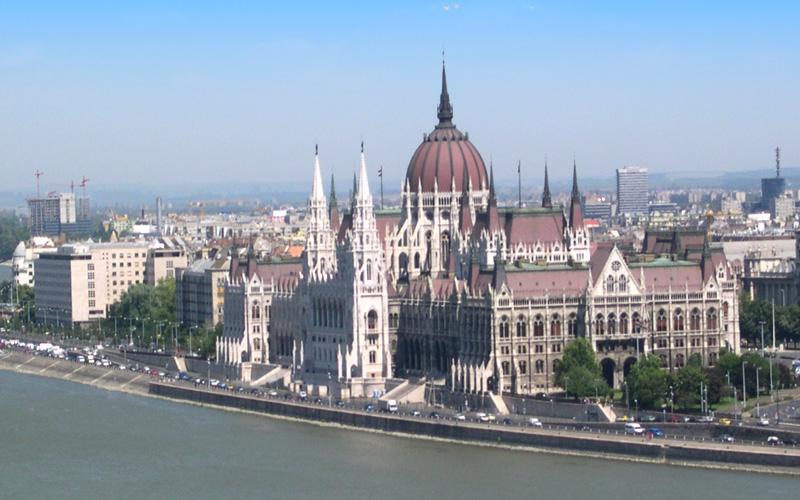 Budapest Regina del Danubio - Ungheria, Budapest. Offerta Lidl ...