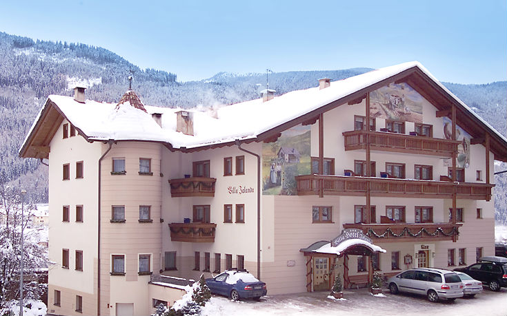 Hotel Villa Jolanda ***S