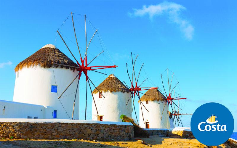 Mediterraneo Orientale - Grecia