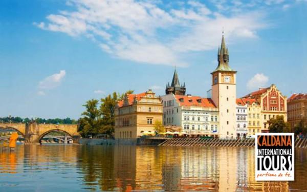 Praga 2x1 - Repubblica Ceca, Praga. Offerta Dpiù Viaggi - Pullman