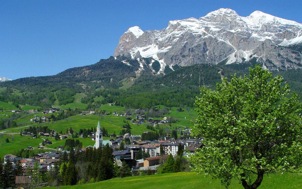 Veneto - Cortina d'Ampezzo (BL)
