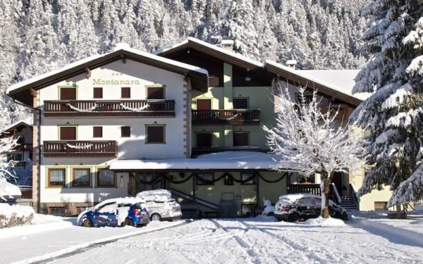 Hotel Montanara ***S