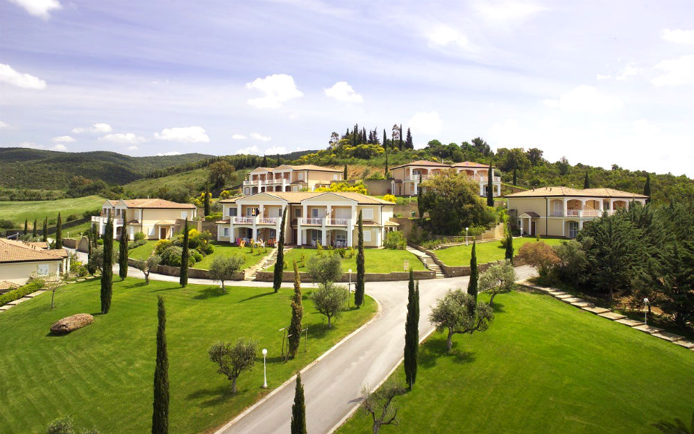 Il Pelagone Hotel & Golf Resort Toscana****