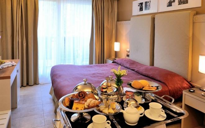 Hotel Roseo Euroterme Wellness Resort **** - Emilia-Romagna, Bagno ...