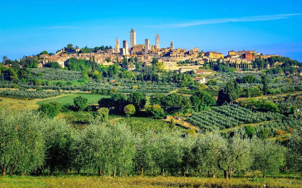 Toscana - Casole d'Elsa (SI)