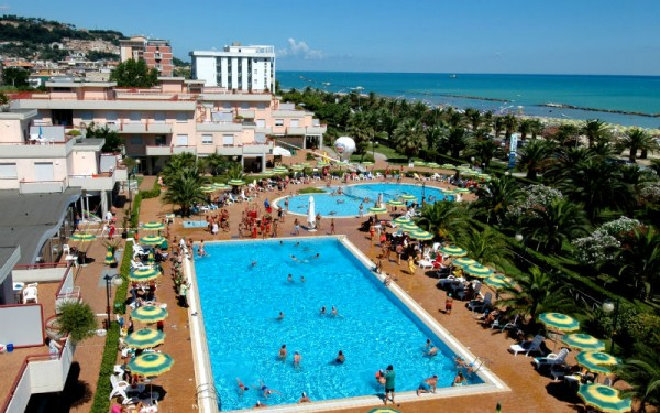 Hotel Le Terrazze *** - Marche, Grottammare (AP). Offerta Iperal ...