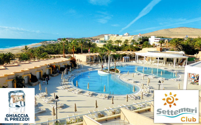 Monica Beach Resort **** - Costa Calma