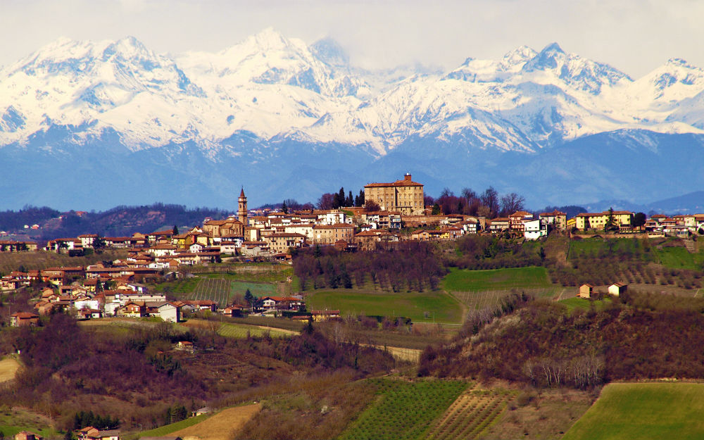 Piemonte - Rocca d'Arazzo (AT)