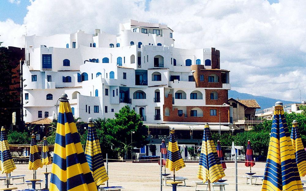 Hotel sporting baia sicilia. Apartmanok/szobák típusa